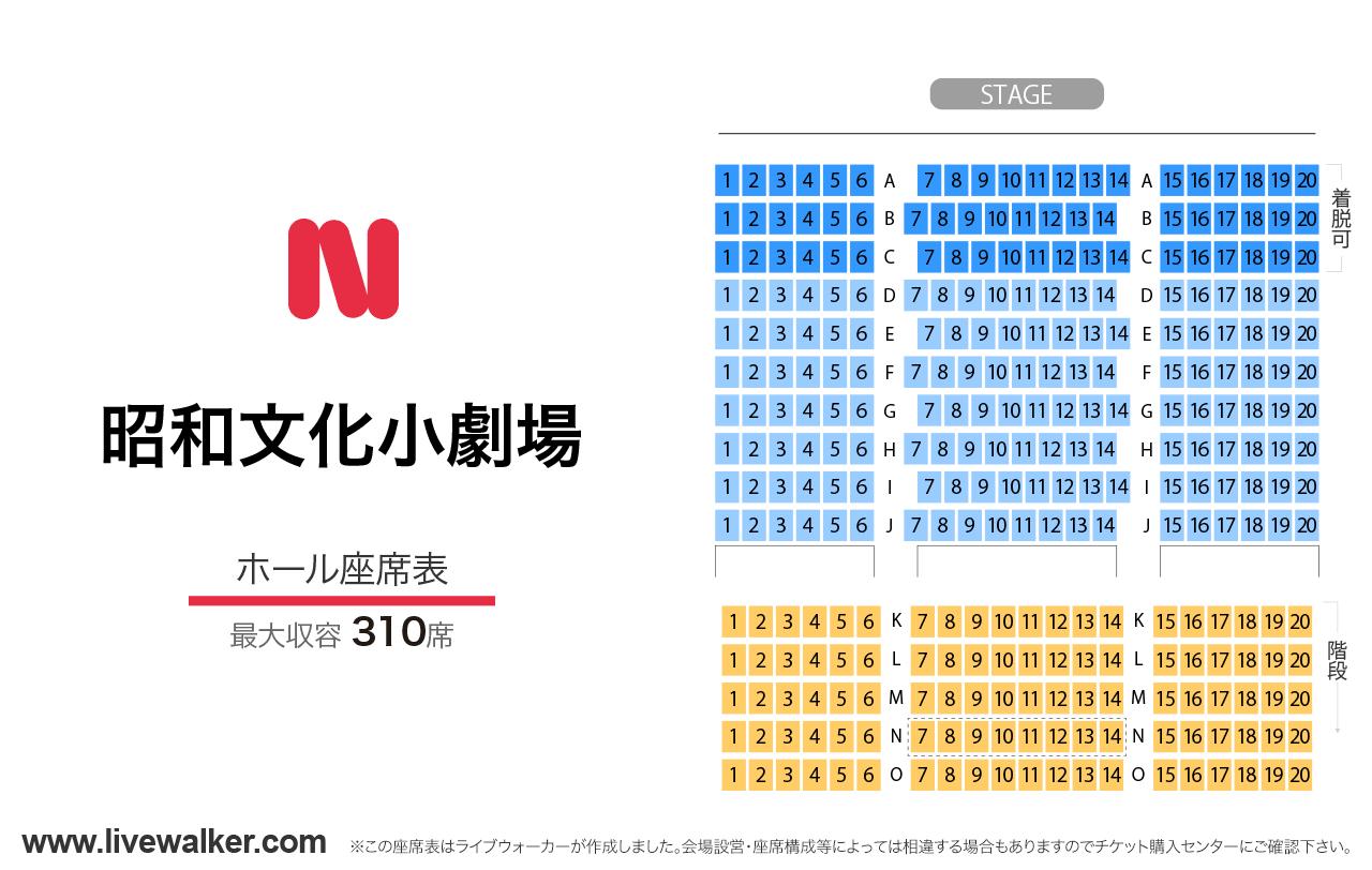 小 昭和 劇場 文化