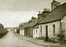 Sorbie, Scotland. Home of clan Hannay (Hannah, Hanna)