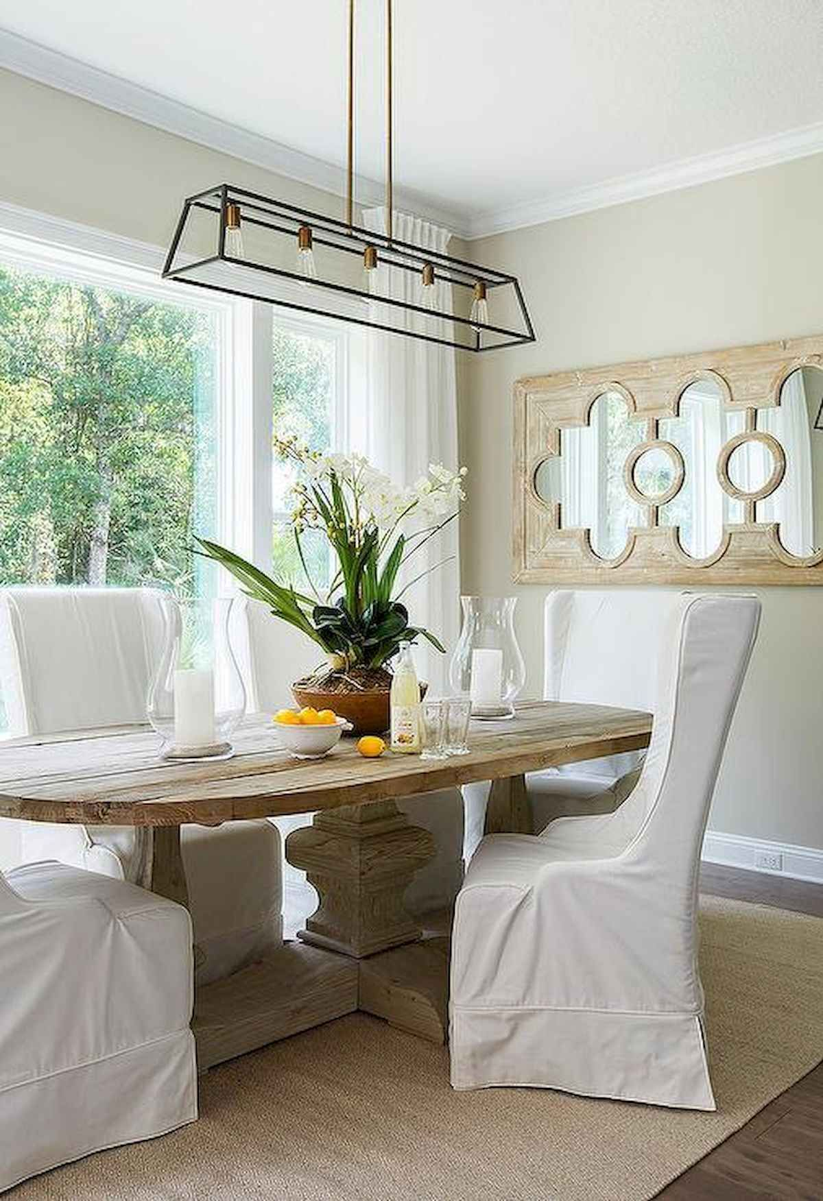 60+ FARMHOUSE DINING ROOM LIGHTING DECOR IDEAS AND DESIGN ...