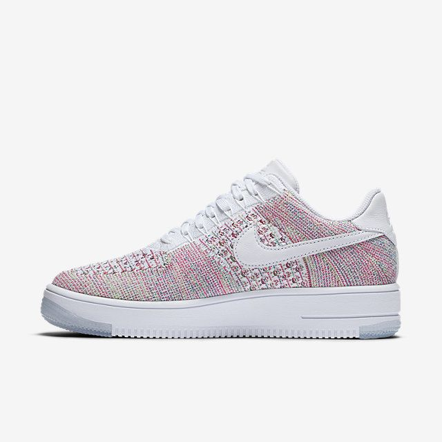 Chaussure Nike Air Force 1 Flyknit Low pour Femme. Nike.com FR