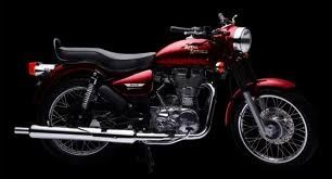 Photo of Royal Enfield Electra Motorcycles