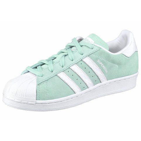 Adidas Originals Sneaker Superstar W Menthe