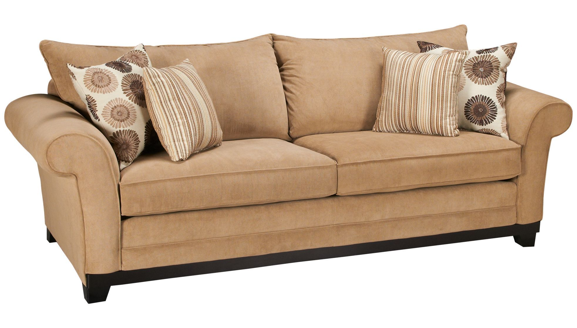 Ashley   Kylee   Sofa   Discount Furniture For Sale In MA, NH And RI At  Jordanu0027s   Decorating Living Rooms   Pinterest   Cats, Jordans And Yellow  Sofa
