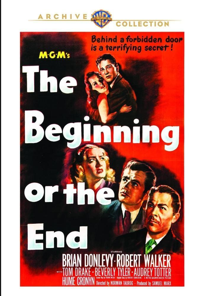 The Beginning Or The End Dvd R Warner Archive On Demand Region Free Release Date Available Now Amazon U S The End Movie Drop The Bomb Robert Walker