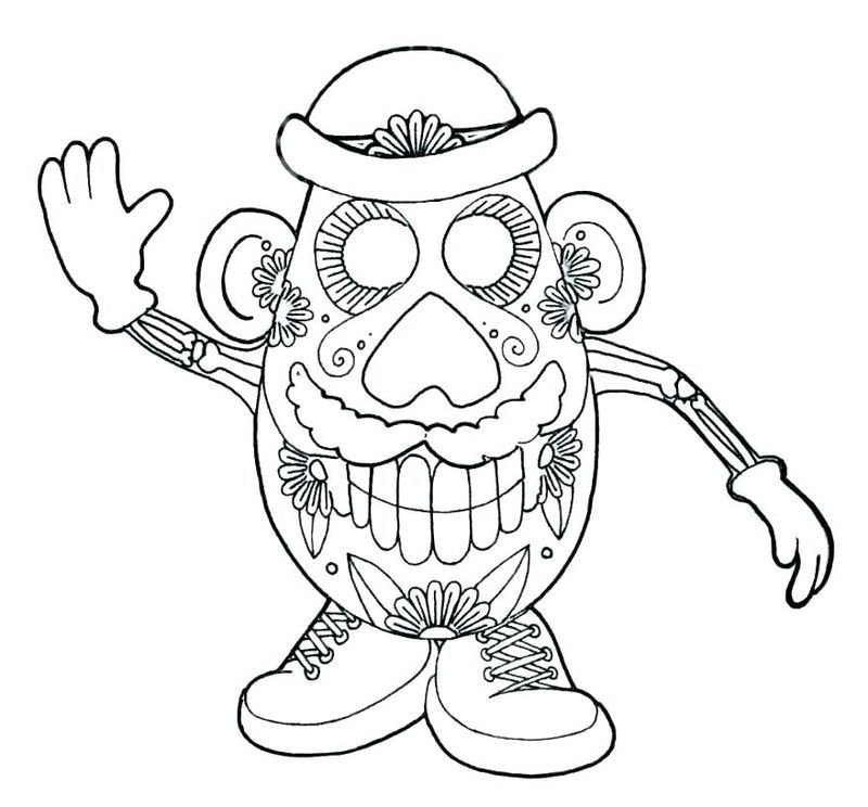 day of the dead coloring pages printable coloring pages for kids rh pinterest com