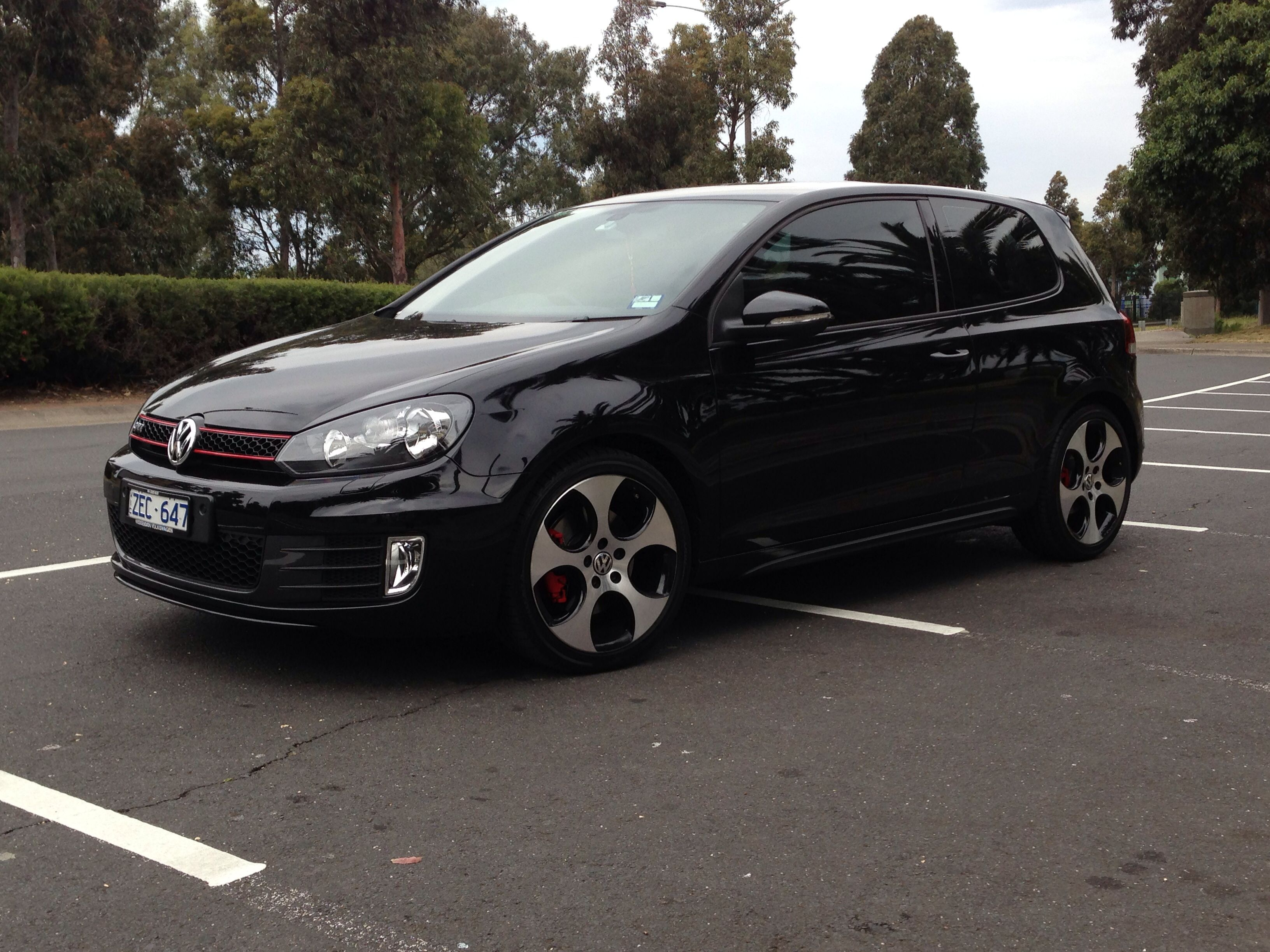 Used 2012 Volkswagen Golf Gti Mk5 Mk6 Gti Edition 35 For Sale In