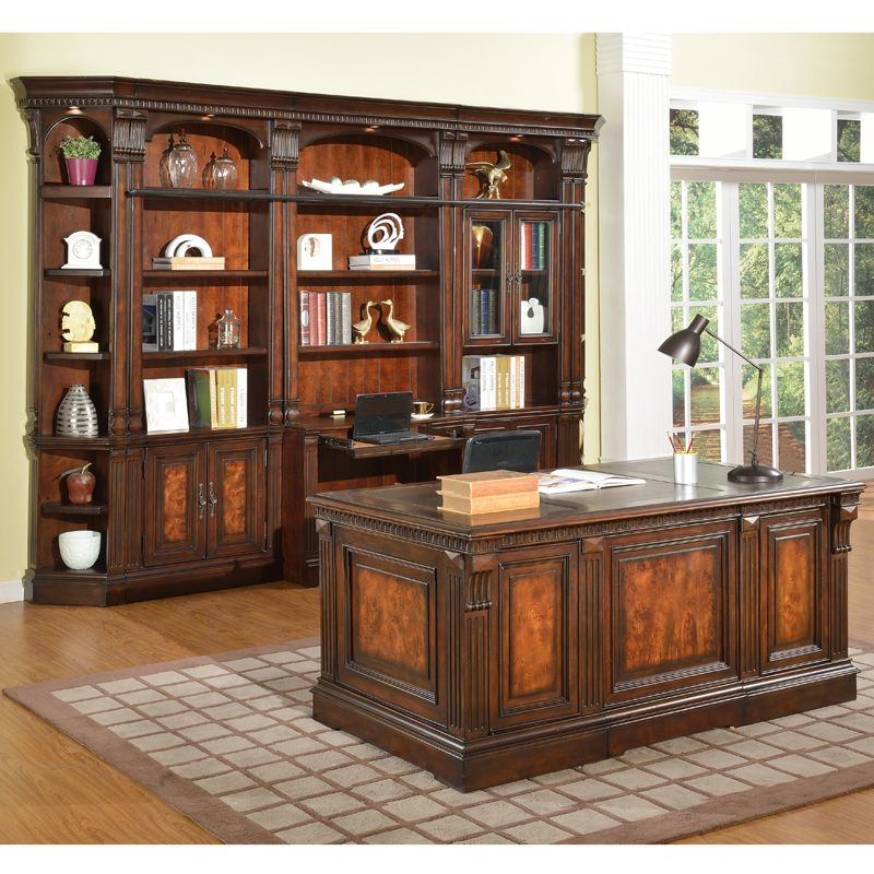 Parker House Cor 480 3 Corsica Library, Parker House Office Furniture