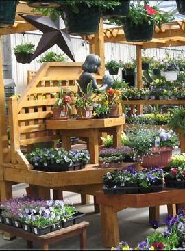 Reilly S Summer Seat Farm Greenhouse In Spring Garden Center