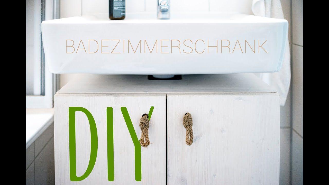 Badezimmer Schrank Youtube