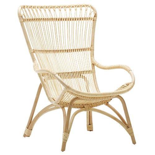 Sika Design Monet Chair - Natural Outdoor Living Pinterest