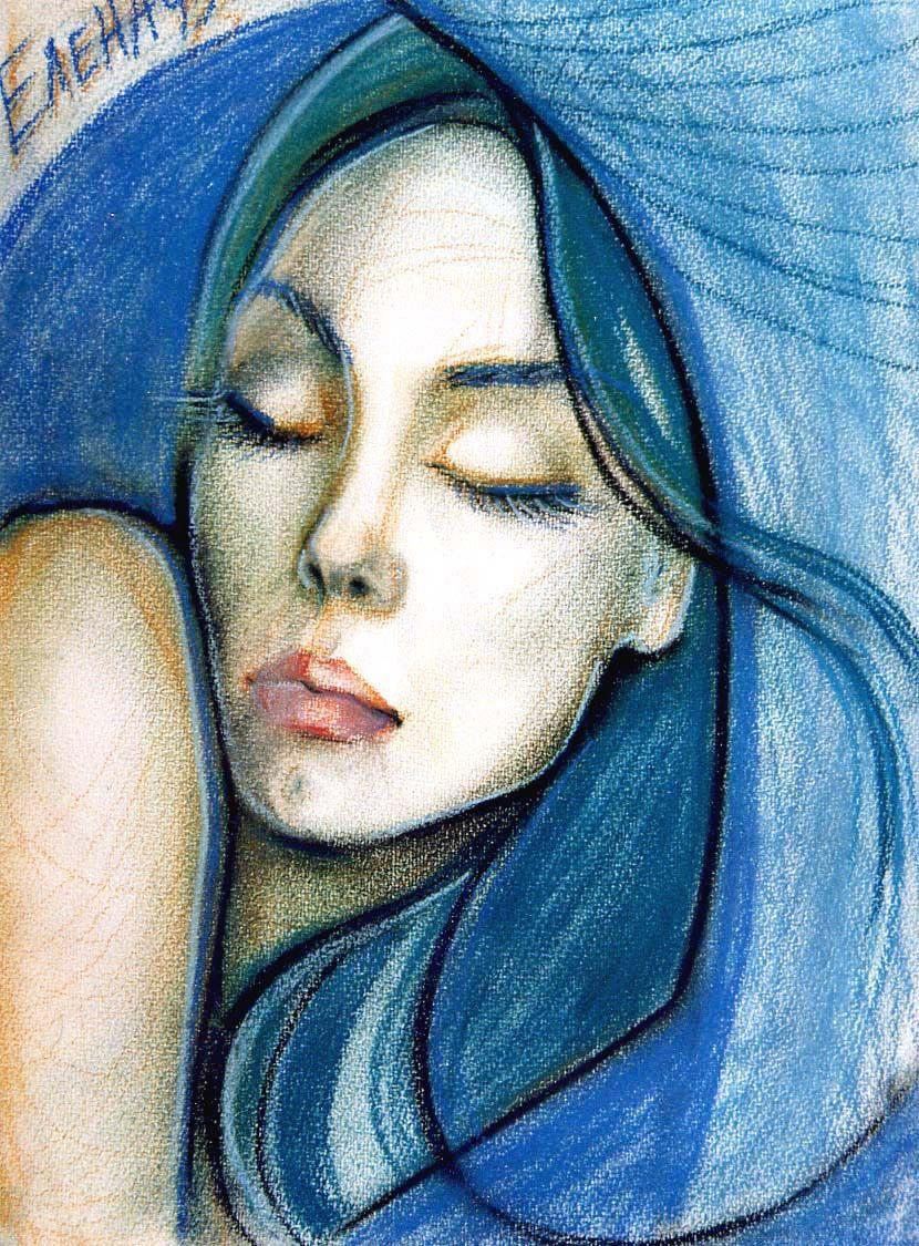 Quiet by Elena Ilyina on Artbreak.com
