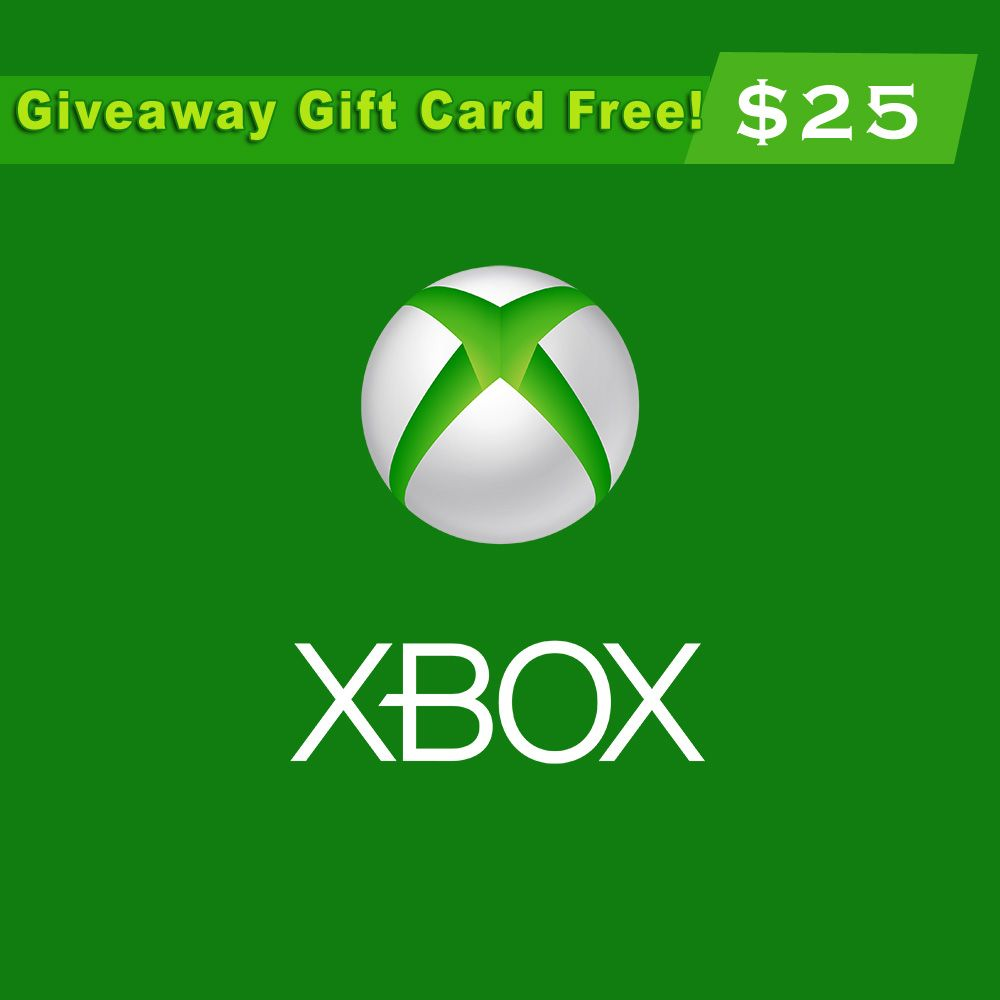 Get 25 xbox giftcard codes free xbox gift card xbox