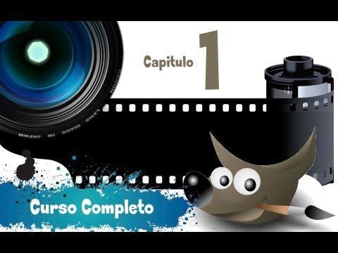 Gimp Español En Windows 8 Curso Completo Como Descargarlo E Instalarlo Capitulo No 1 Cursillo Programas De Diseño Disenos De Unas