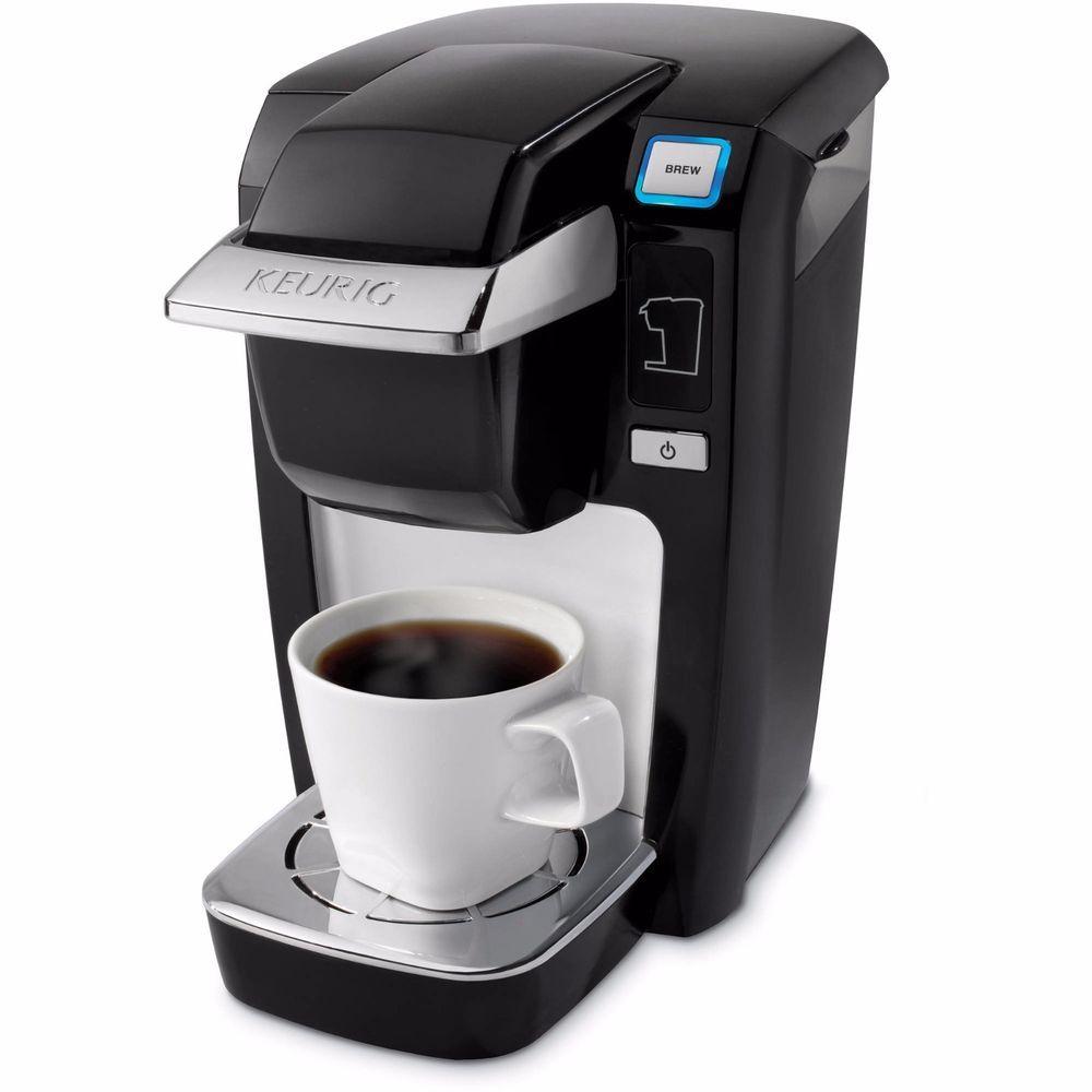 Coffee Maker Keurig Cup K10 Machine Mini Plus New Single Brewing
