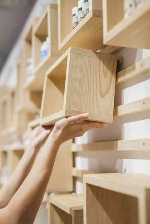 La bibliothèque modulable  commencez à personnaliser votre décor