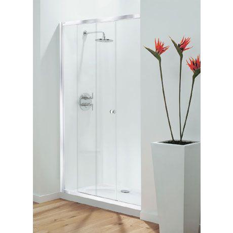 Coram Optima Sliding Shower Door From Victorian Plumbing Co Uk Sliding Shower Door Shower Doors Power Shower