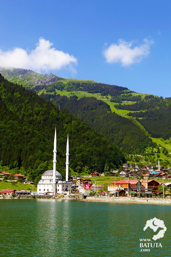 جبال بحر بحيرات شلالات وطبيعة خضراء طرابزون في شمال تركيا هي وجهتكم القادمة Blue Rose Canal Tri