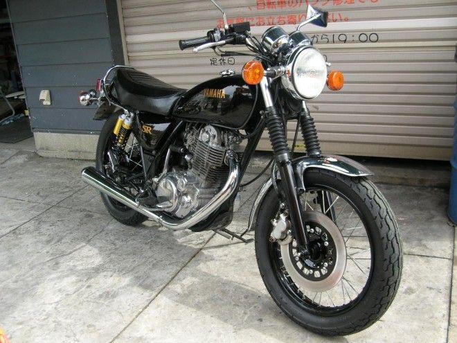 bbb ヤマハ Sr400カスタム Sr400カスタム ヤマハsr400 クラシックバイク