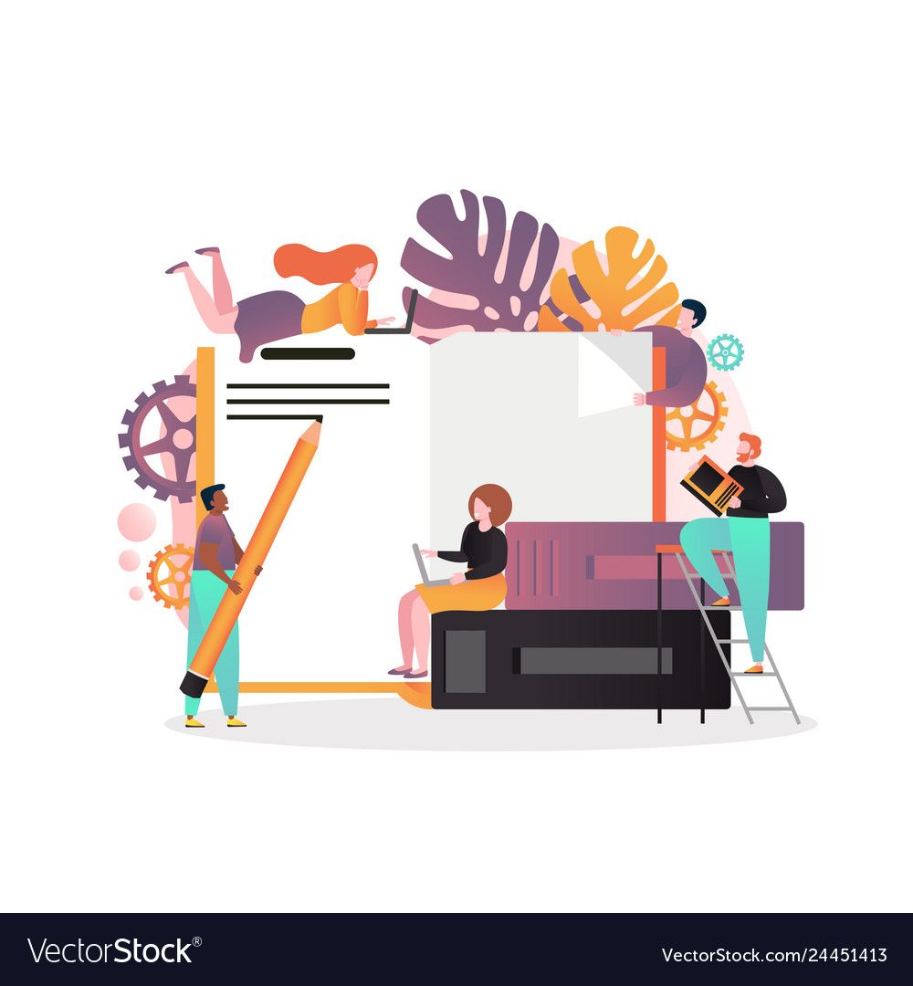 People Reading Books Vector Illustration Cartoon Characters With Traditional Paper Books And E Books Education Online Re Web Banner Cartoon Paper Paper Book