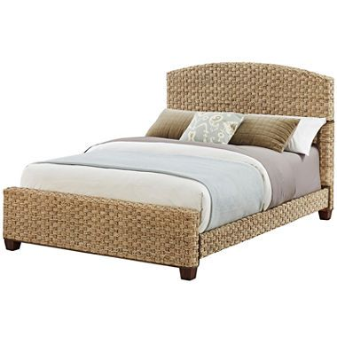 Jcpenney Com Kalani Woven Bed Home Styles King Bed Frame Headboard Styles