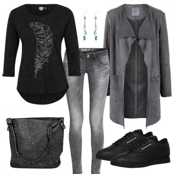Freizeit Outfits: Federleicht bei FrauenOutfits.de