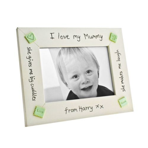 I Love my Mommy Picture Frame to dedicate her   Good Morning Images ...