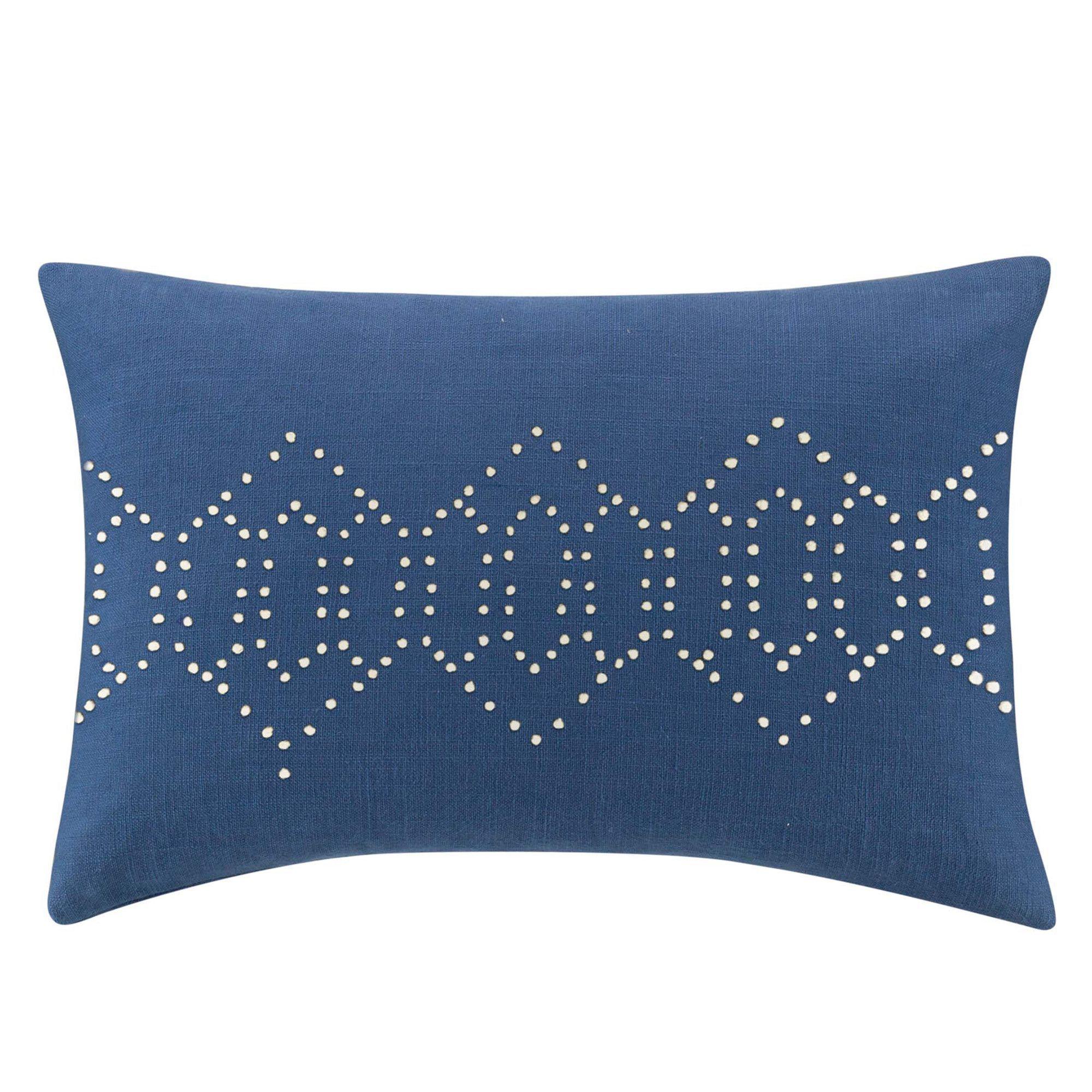 Kas Ingrid Decorative Cotton Lumbar Pillow