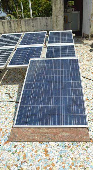 Apartment Solar System Por Do Sol