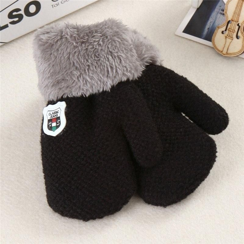 unique design sale uk save up to 80% New Arrival Winter Baby Boys Girls Knitted Gloves Warm Rope ...