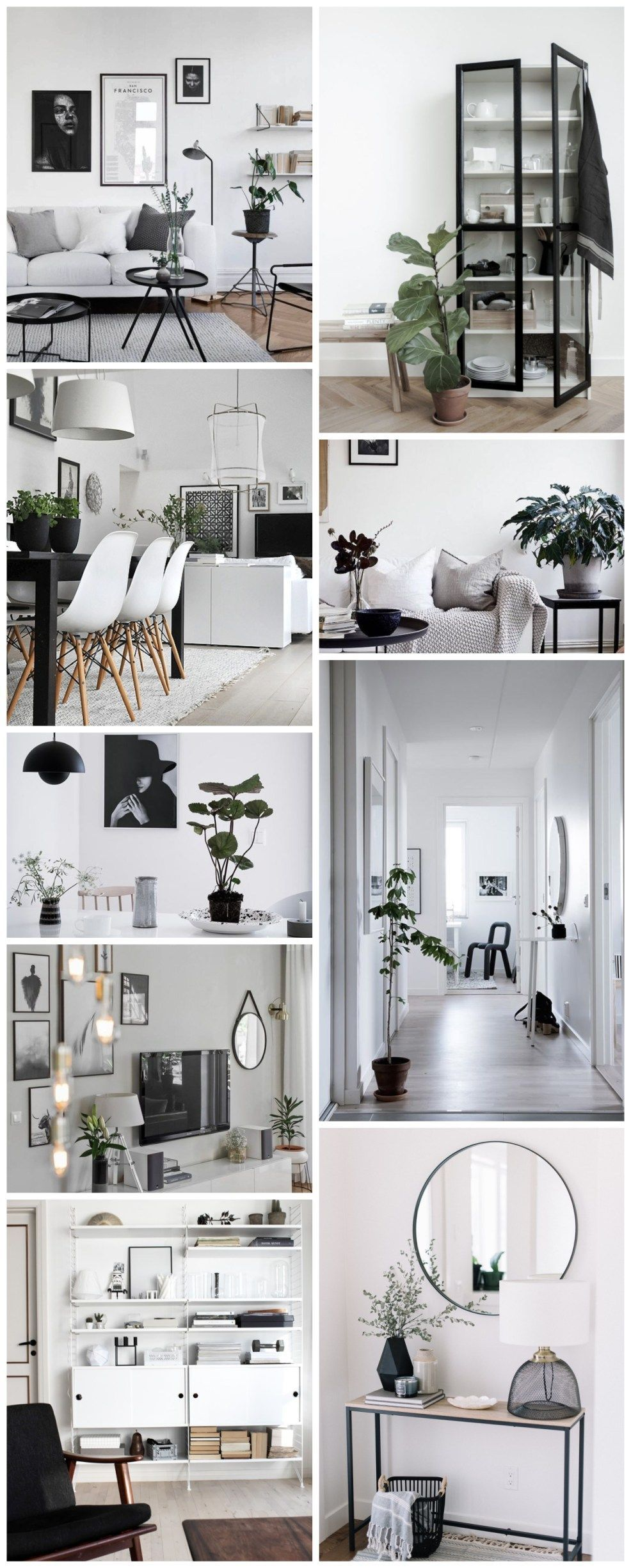 Minimalist Home Redecorating Inspiration