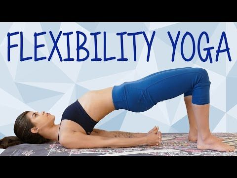 beginners yoga for flexibility with julia  20 minute home