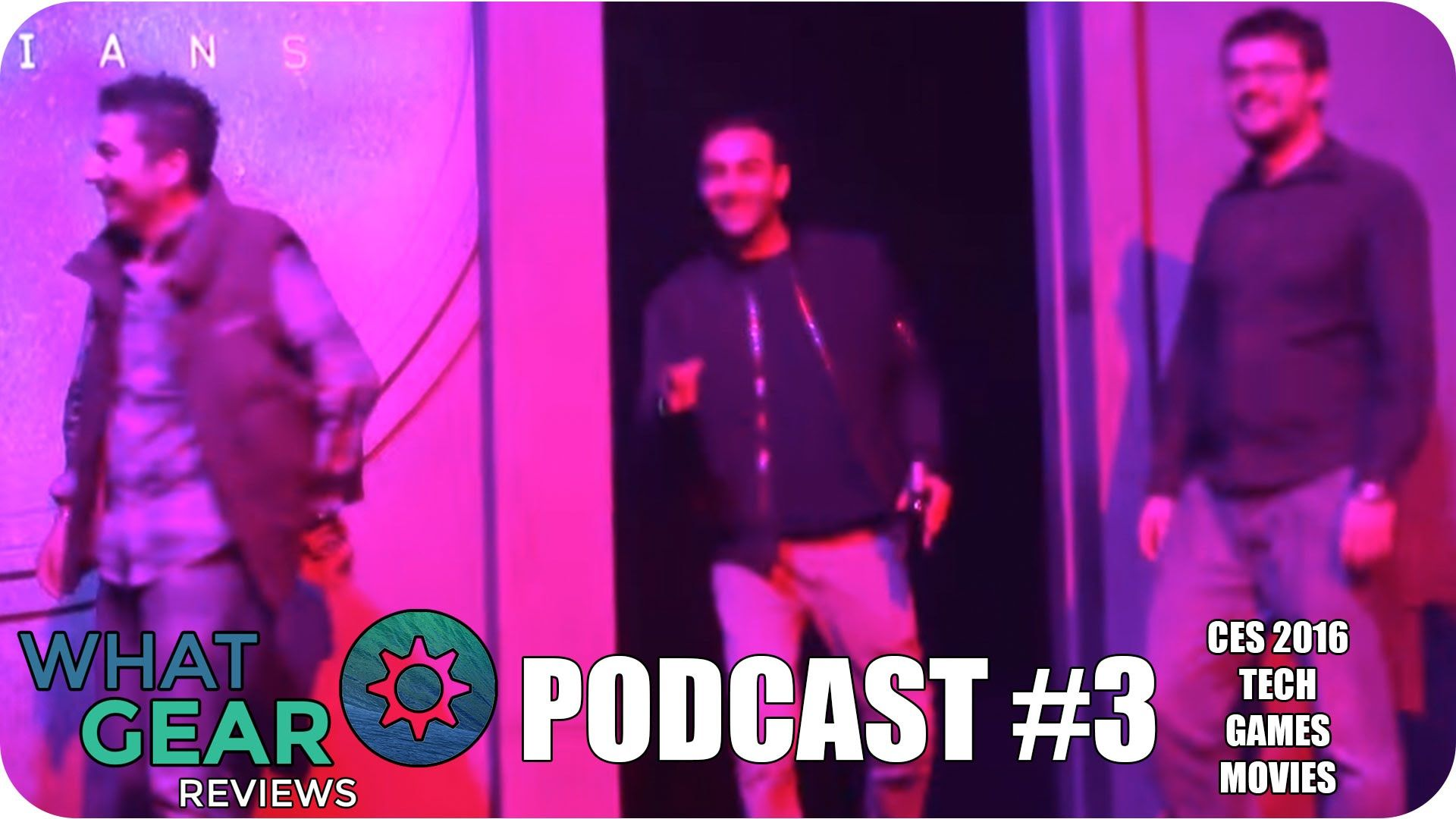 awesome WhatGear Podcast 3 Post CES 2016 Sony LG Marvel and More