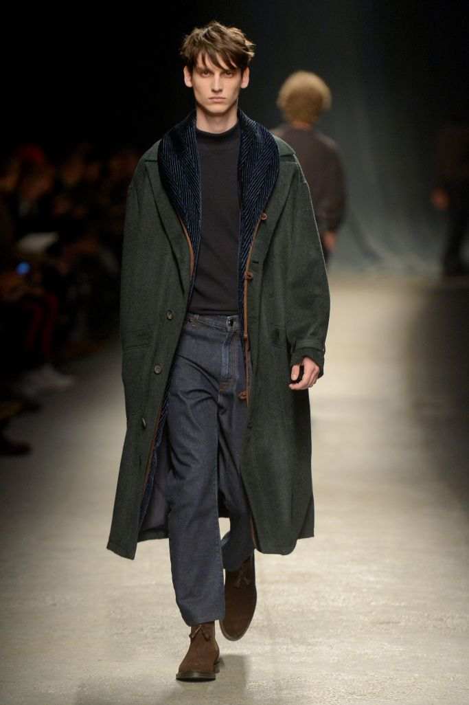 f7c74a0cf4f1b Pal Zileri Men s Fall 2018 – WWD