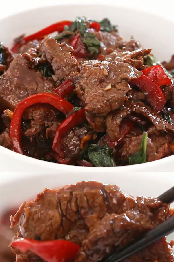 Photo of Thai Basil Beef