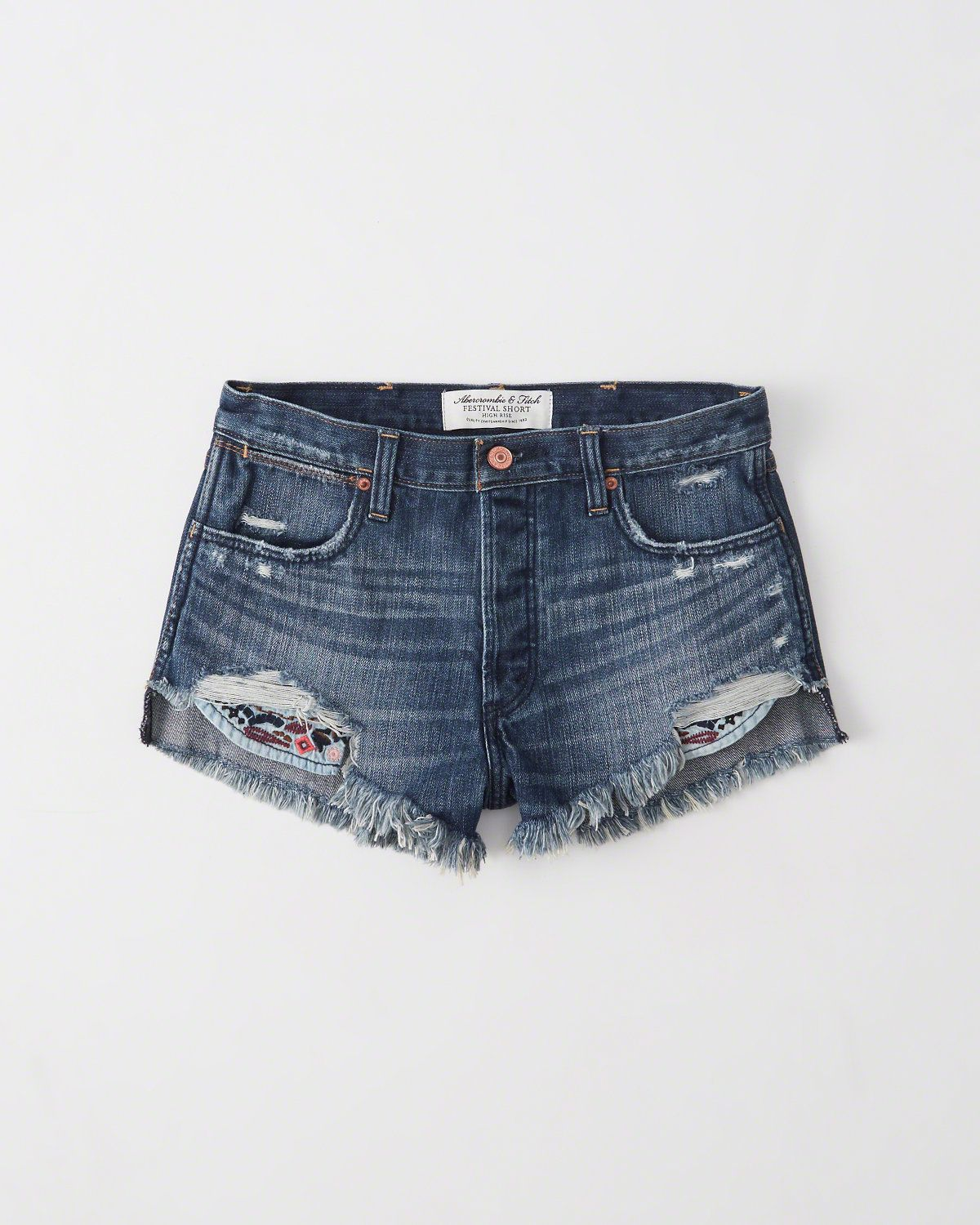 Mujer Shorts Abercrombie Fitch