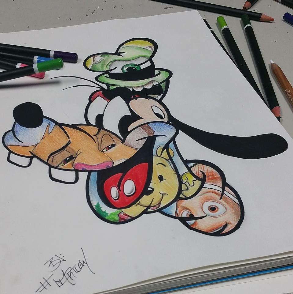 Pin Disney In 2019 Dibujos De