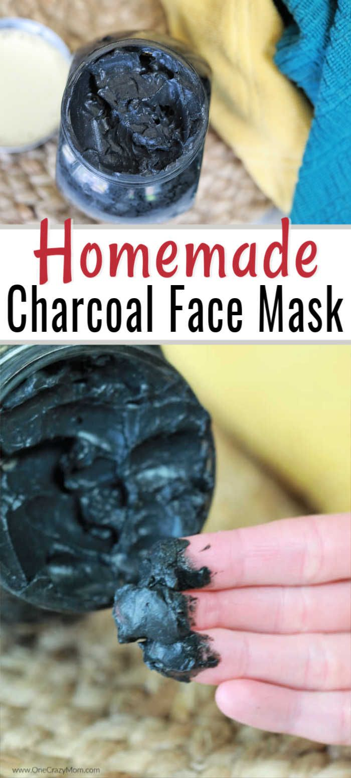 Prepare to have visibly clearer skin after using this DIY Charcoal Mask. Learn how to make activated charcoal mask diy that leaves skin refreshed.