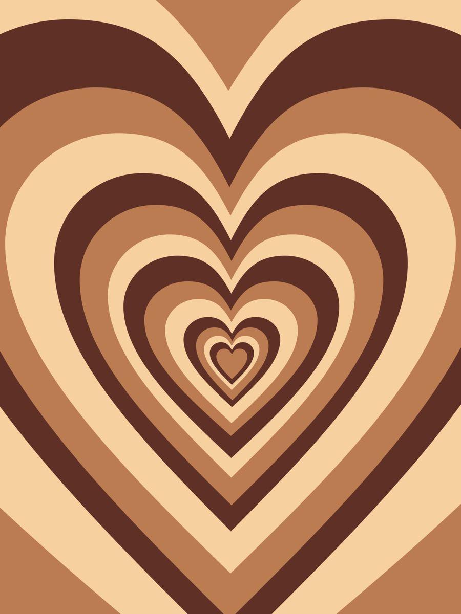 wallpaper latte love