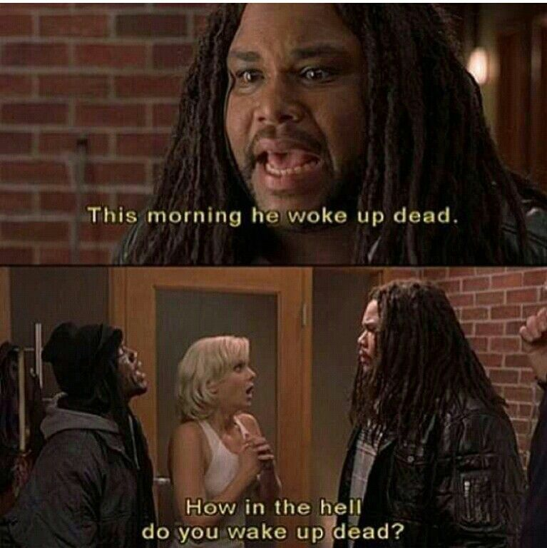 Scary Movie Woke Up Dead Scary Movie Quotes Scary Movies Scary Movie Memes