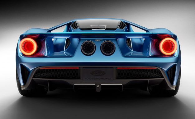 Ford Gts Epa Ratings Announced News Car And Driver Car And Driver Blog