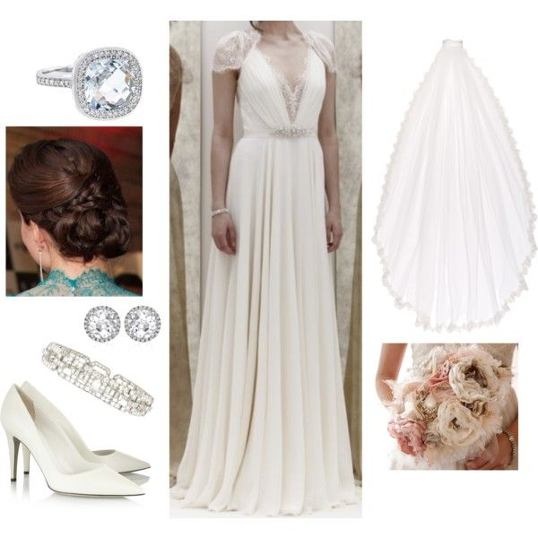 """Royal Wedding - the Bride"" by royal-fashion-637 on Polyvore"