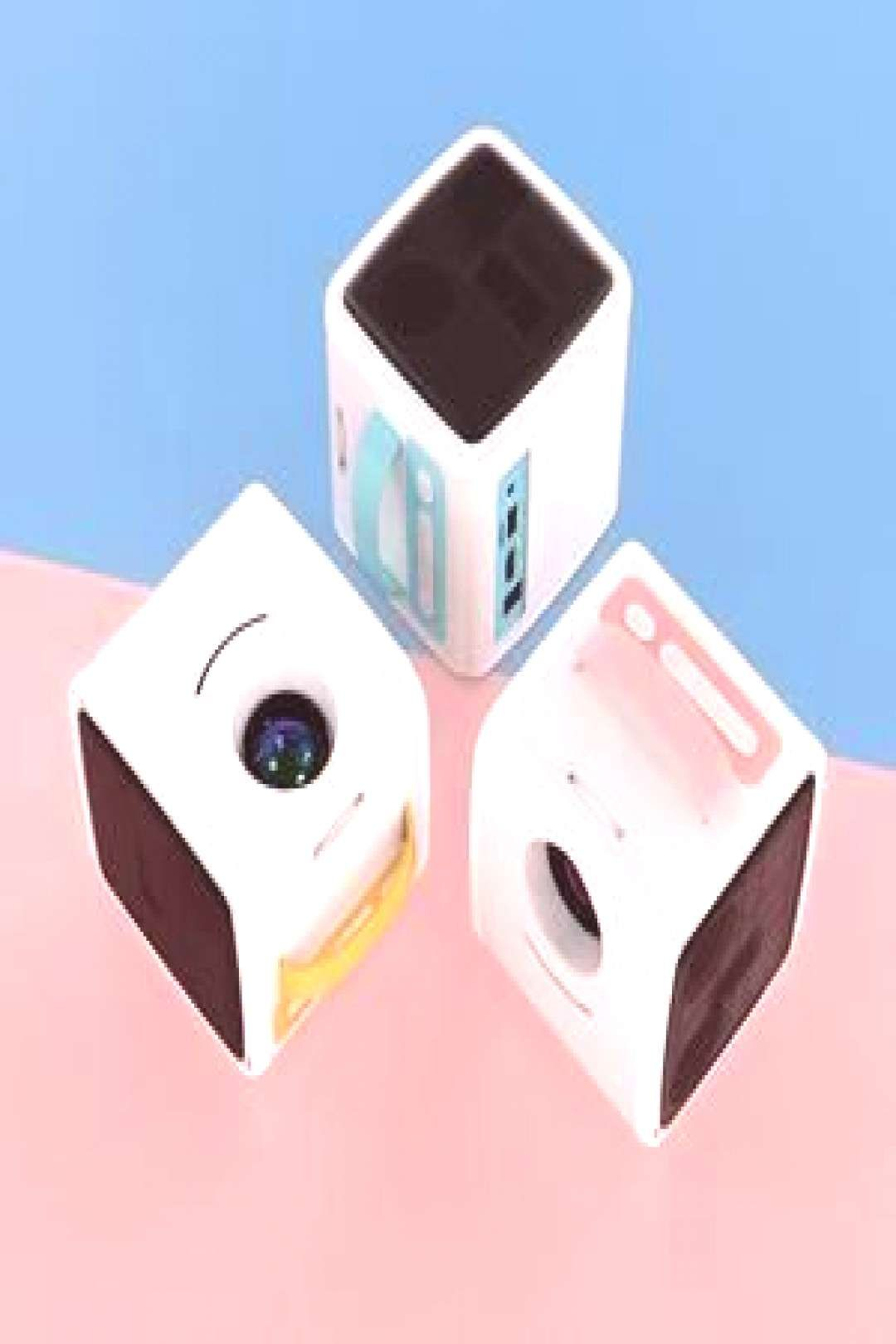 Portable Mini LED Projector  Novel Buys  portable projectors  kids movie
