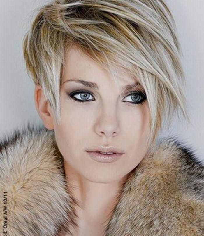 Haarfarben Trends 2014 Blond Mittellange Haare