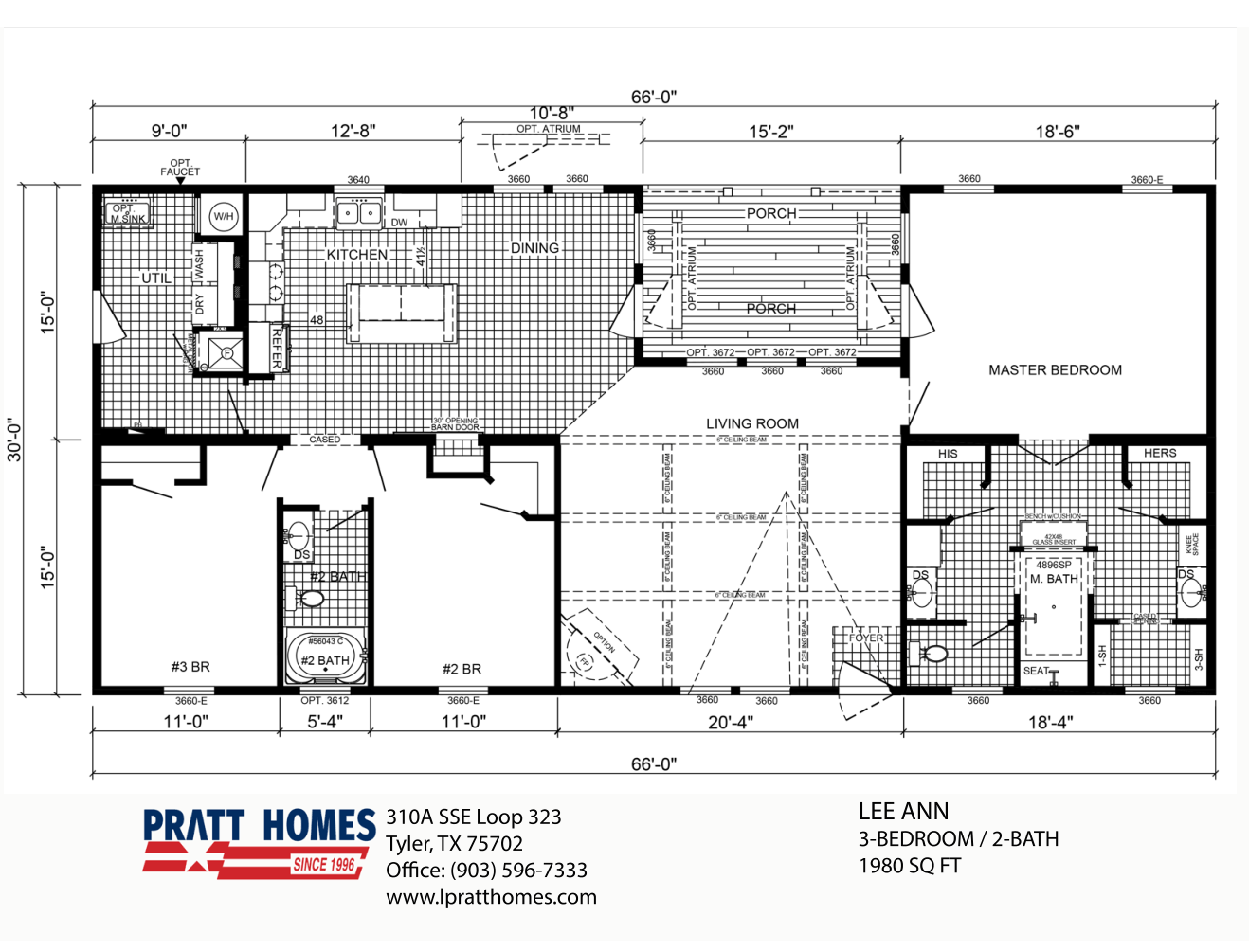 Floor Plans Pratt Homes
