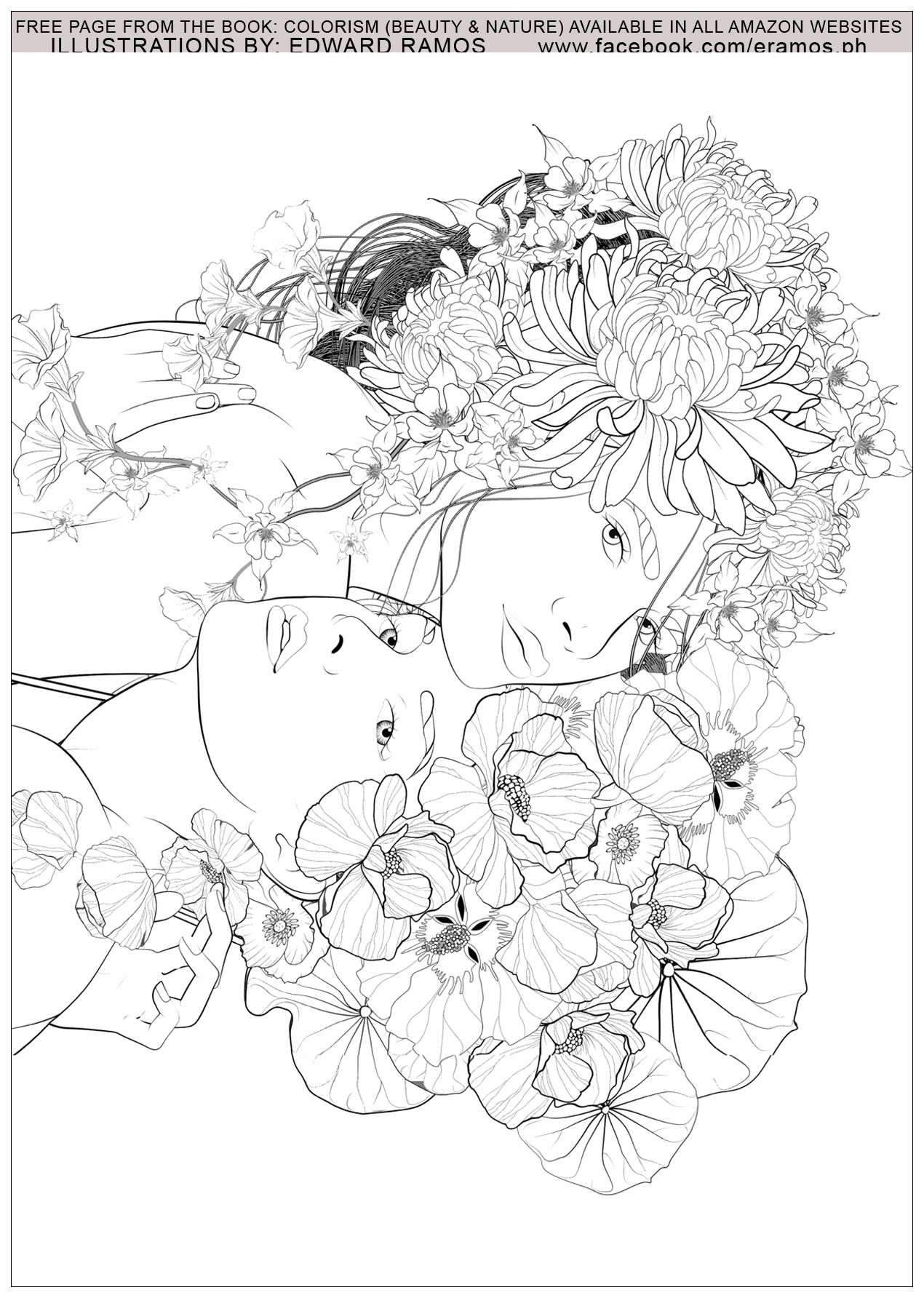 Pin On Adults Colouring Pages