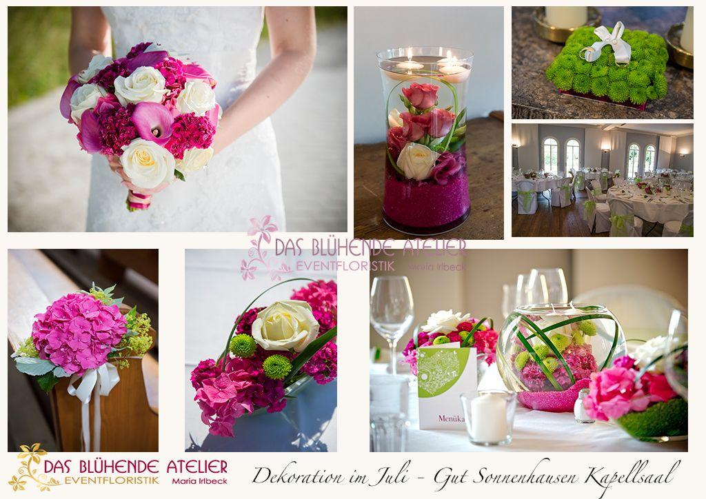 Tischdeko Hochzeit Wedding Wedding Flowers Und Pink Wedding Theme