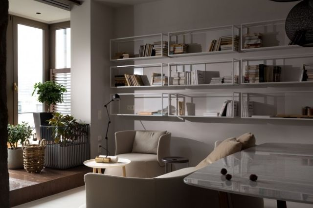 renovierte wohnung kenzo olga akulova, renovierte wohnung im style von kenzo von olga akulova   innendesign, Design ideen