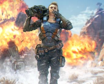 Erin Battery Baker Call Of Duty Black Call Of Duty Black Ops