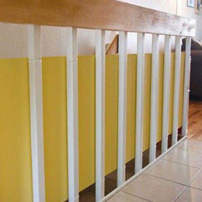 10 Trucos De Seguridad En Casa Para Proteger A Tu Bebé A Prueba De Niños Seguridad De Casa Escaleras Abiertas