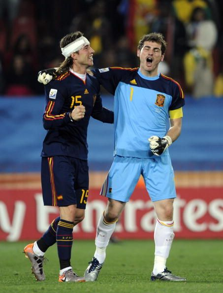 Sergio Ramos And Iker Casillas Pictures Sergio Ramos Iker Casillas Sergio